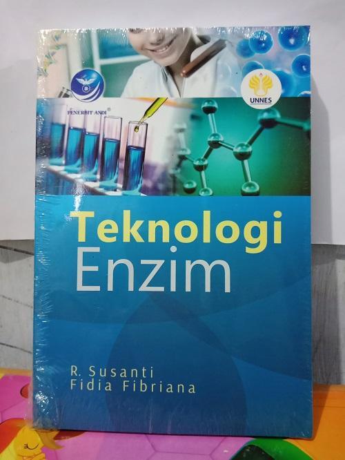 Buku Teknologi Enzim - R. Susanti Dan Fidia Fibriana