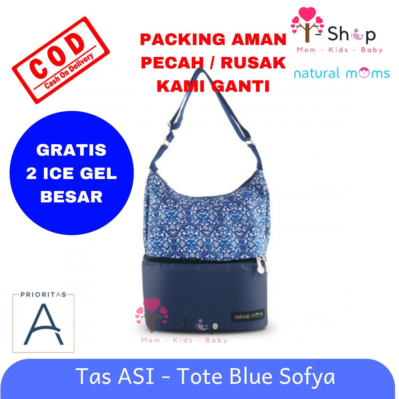 i-Shop Natural Moms Tas ASI / Cooler Bag / Tote Bag / Pendingin ASI