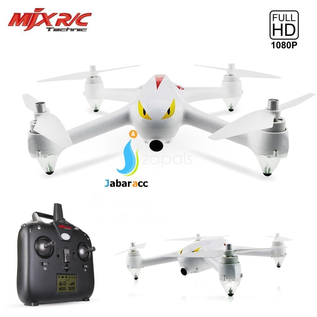 The Cheapest Price Drone Mjx X101 Camera 5 Mega Pixel Fpv Hd Real One Key Return Besar Tanpa Paket Kamera Bugs 2 B2c Dan B2w Gps With 1080