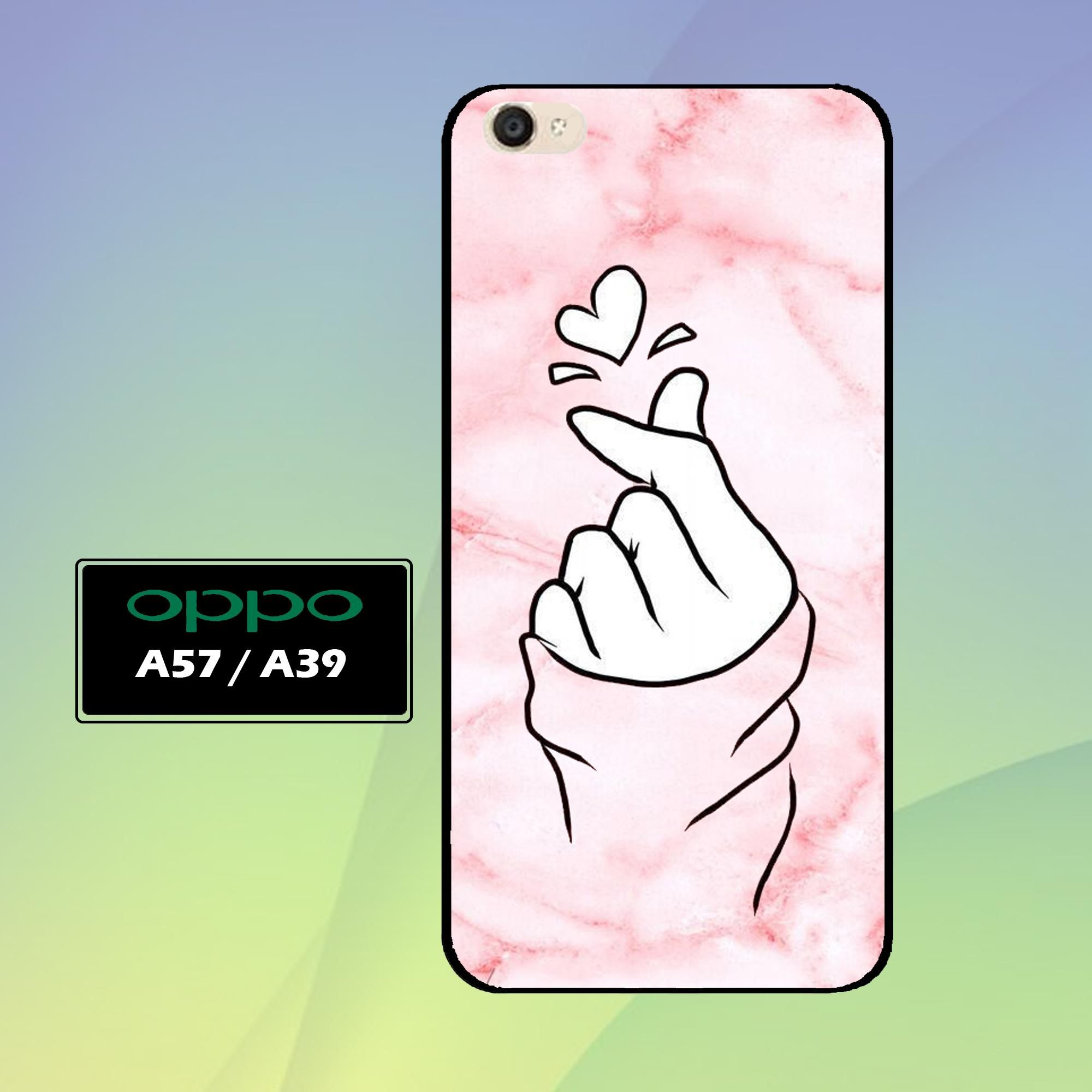 Case Oppo A57 / A39 New Fashion Ghea Series