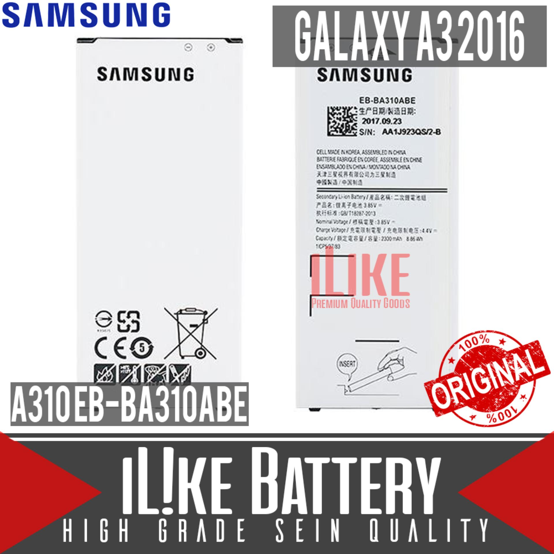 Buy Sell Cheapest Battery Premium Quality Best Product Hippo Baterai Iphone 6 1810 Mah Original Cell Ilike Samsung Galaxy A3 2016 A310 High Grade Sein