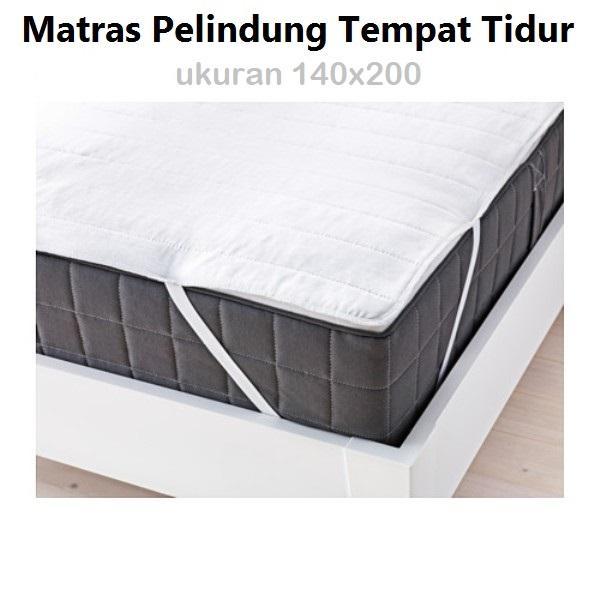[140x200] IKEA Pelindung Kasur Matras Mattress Cover Protector Single 140 x 200 cm
