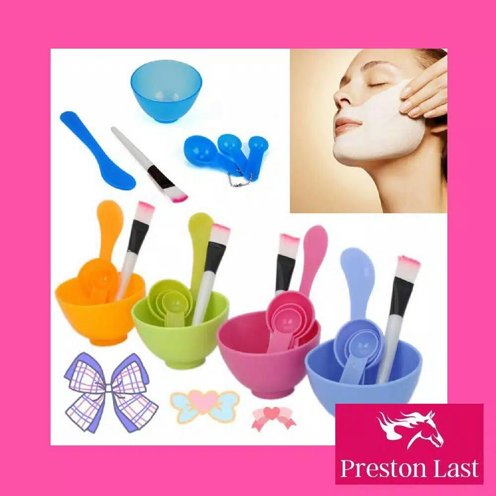 Jual Kuas Aplikator Make Up Jbs New York Makeup Isi 24 Brush Set Pcs K 001 K048 Preston Last Mangkok Mangkuk Alat 4 In 1 Masker Wajah Kosmetik