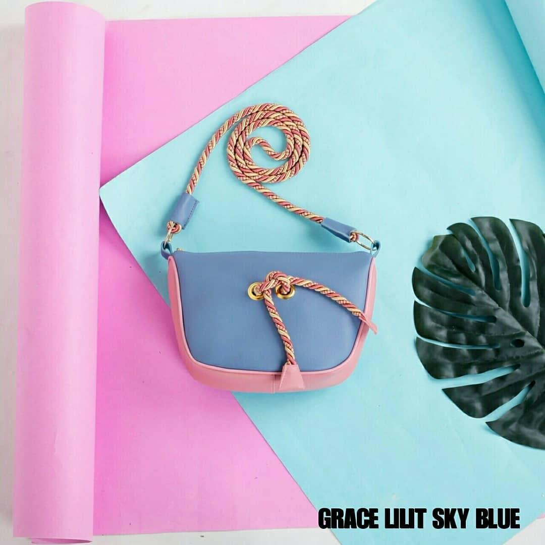 Sling Bag / Tas Selempang Wanita / Shoulder bag Grace lilit