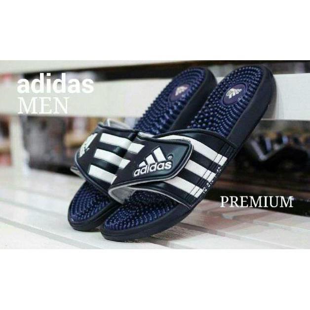 Sandal Slop Adidas Original Premium Import - Vijib2
