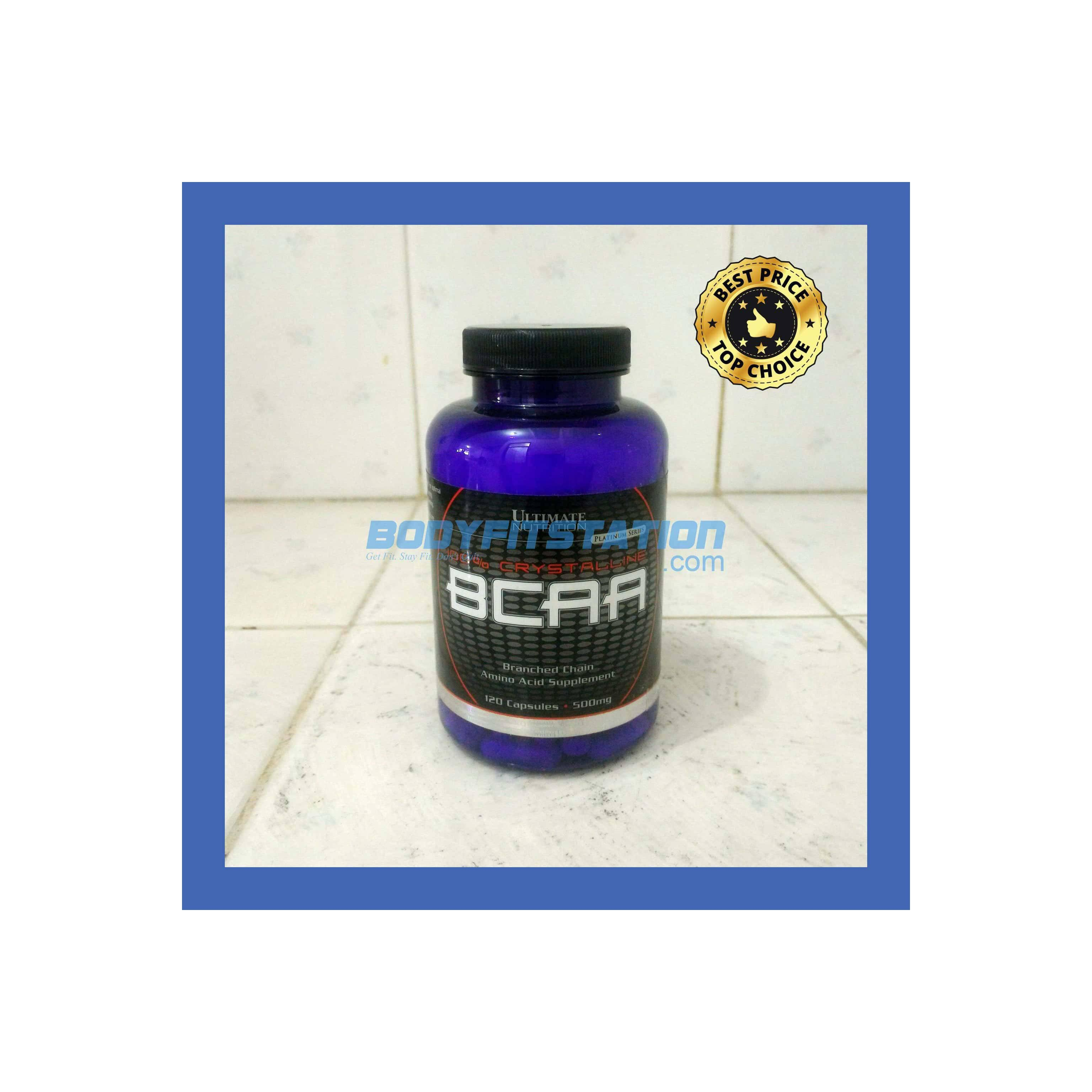 Harga Mhp Bcaa 3300 Isi 120 Kapsul Terbaru November 2018 Situs Ultimate Nutrition 500mg Caps 500 Mg Capsules Amino Un