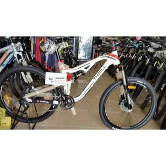 Sepeda Gunung Thrill Ricochet 60 T120