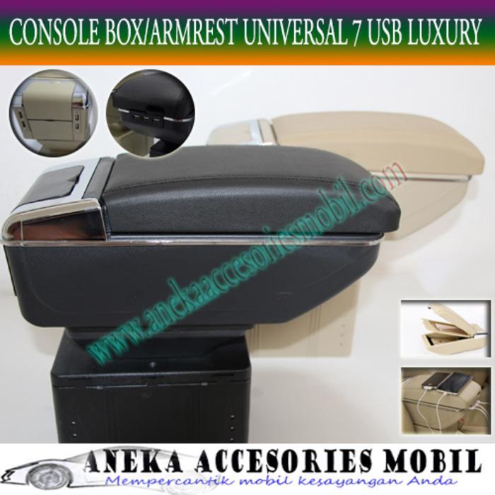 Console Box / Armrest / Arm Rest 7 USB / 7USB Luxury Daihatsu Xenia