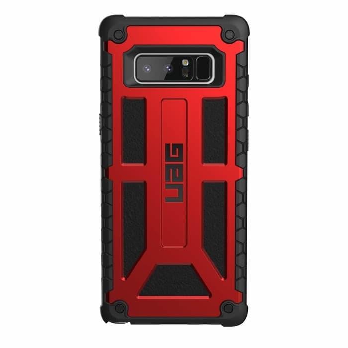 UAG Samsung Galaxy Note 8 Monarch Case  Crimson
