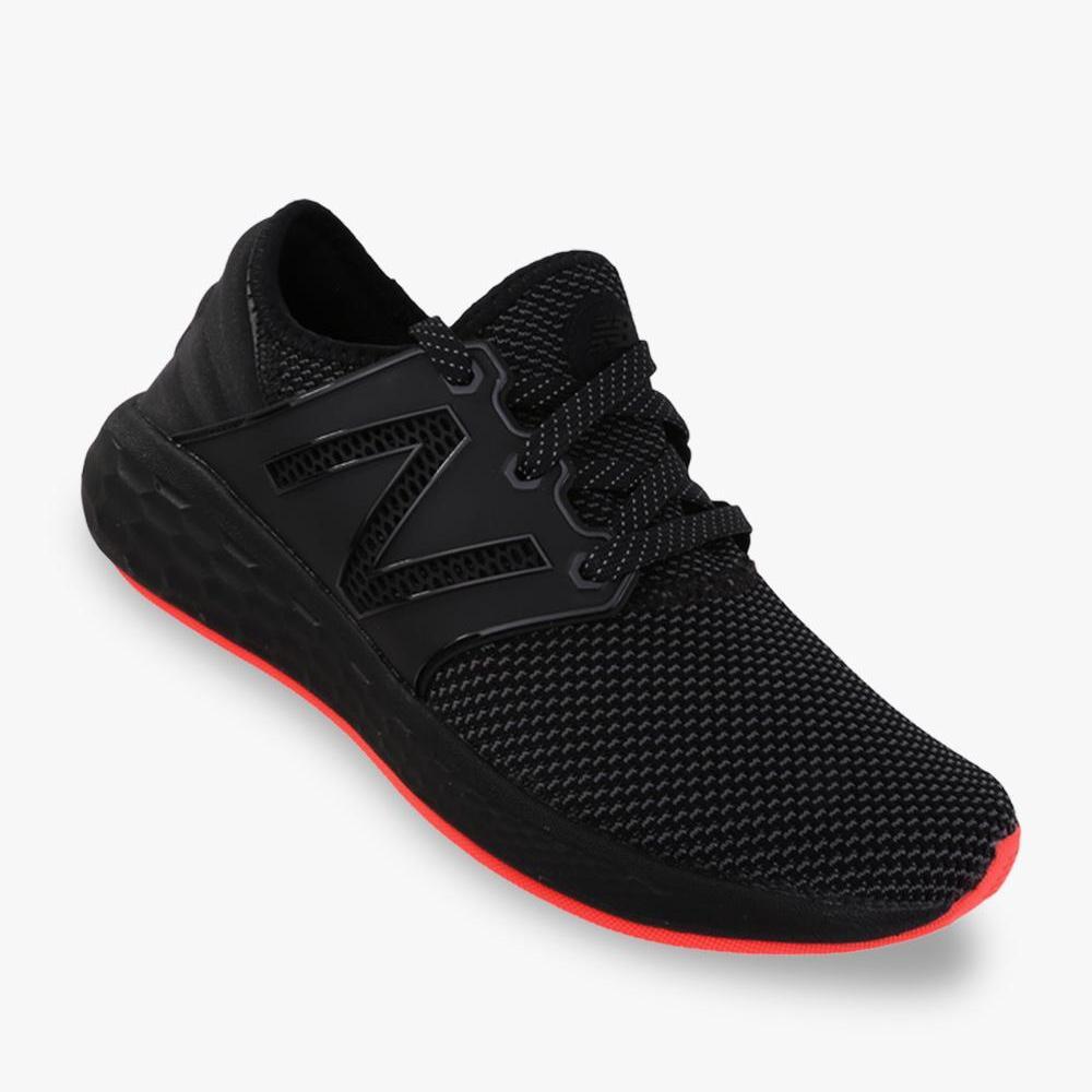 New Balance CRUZ V2 REFLECTIVE Women s Shoes - Black 64054f2c9e