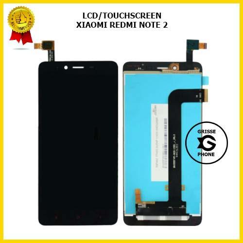 LCD Touchscreen Xiaomi Redmi Note 2 Original