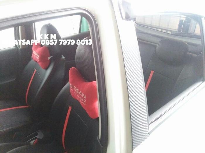 KKM Sarung Jok Mobil Nissan March Freelander Interior Mewah / Interior Mobil