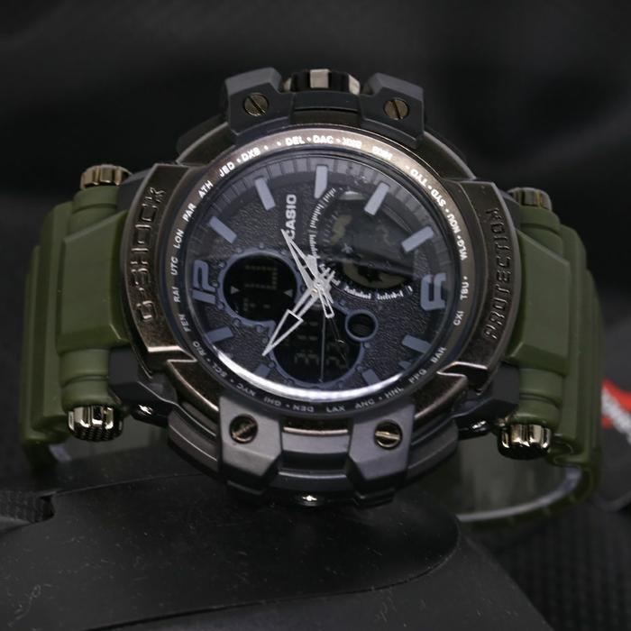 [PROMO] Jam Tangan Pria Casio G-Shock Super Mewah ( Dziner Digitec Fortuner