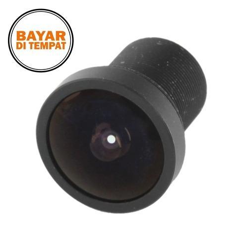 Rimas Replaceable Wide Angle Lens 170 Degree For Gopro Hero 1 / 2 / 3 - ST-35 - Black / Hitam Lensa Bersih Jernih Jelas Berkualitas