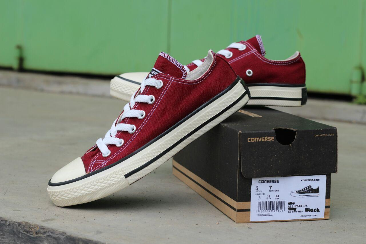 Buy Sell Cheapest Sepatu Casua Boot Best Quality Product Deals Wanita Abstrak 5cm Prial Converse All Star Seventies 70s Classic