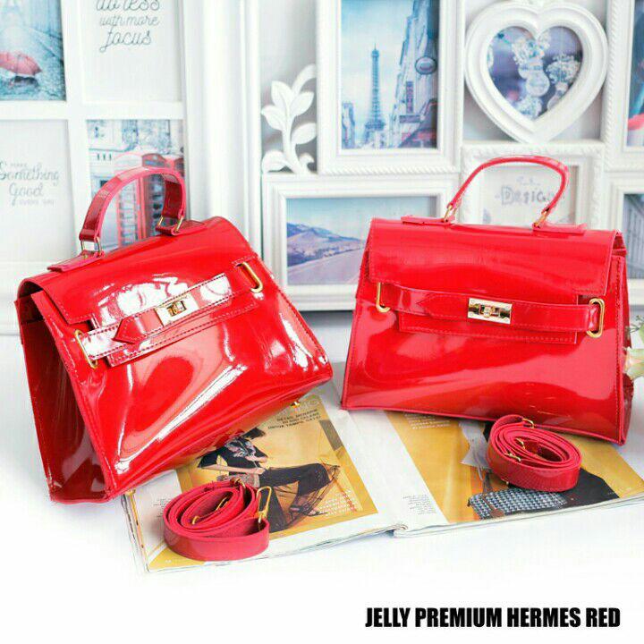 Sling bag Jelly Premium Hermes