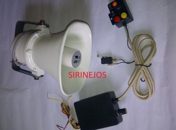 Sale! Sirine Patwal 9 Suara Dengan Toa Zh-610S (10Watt Kotak) Promo | ( klakson motor mobil keong denso suara waterproof telolet hella polisi sepeda fer ) |