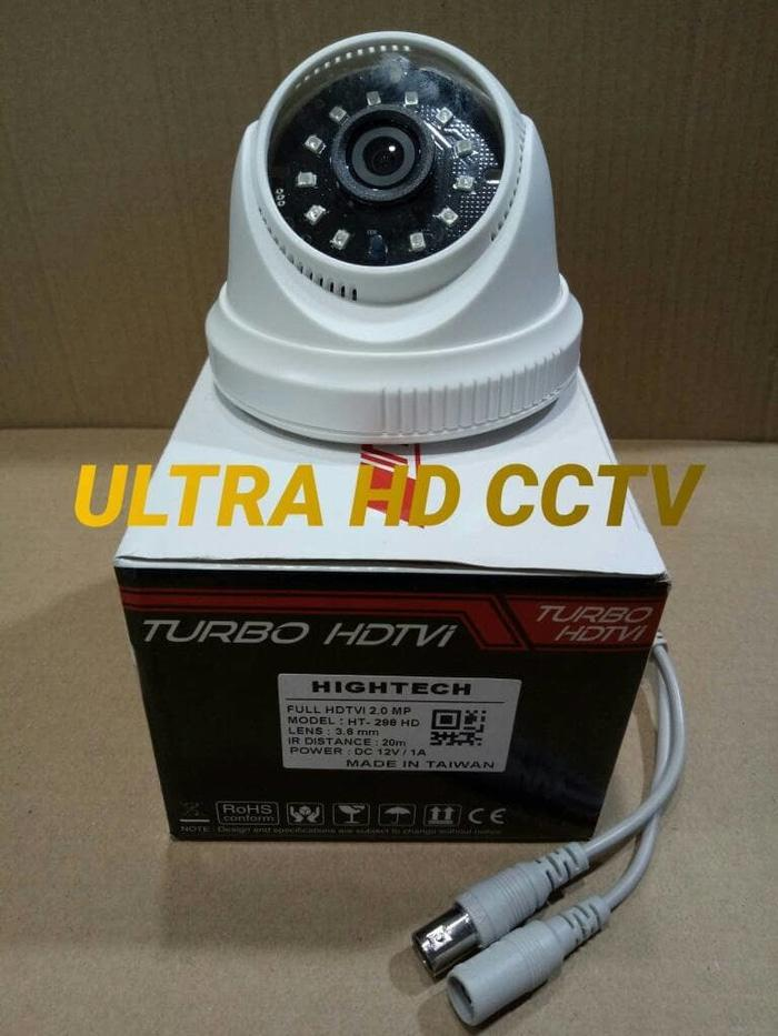 Camera Cctv Indoor Full HDTVI 2.0MP TAIWAN Murah Meriah BozzZ