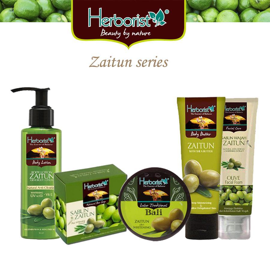 Promo Harga Herborist Lulur Tradisional Bali Update 2018 Paket Dan Masker Varian Kopi Jual Zaitun Series 5 Pcs Body Lotion Sabun Minyak Zai