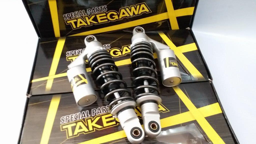 SHOCK BELAKANG TABUNG JUPITER Z - VEGA 280mm TAKEGAWA