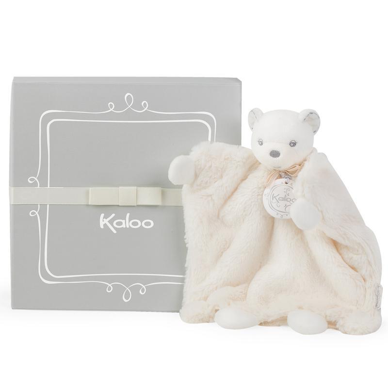 Kaloo Sayang Empeng Bayi Beruang Selimut Bayi