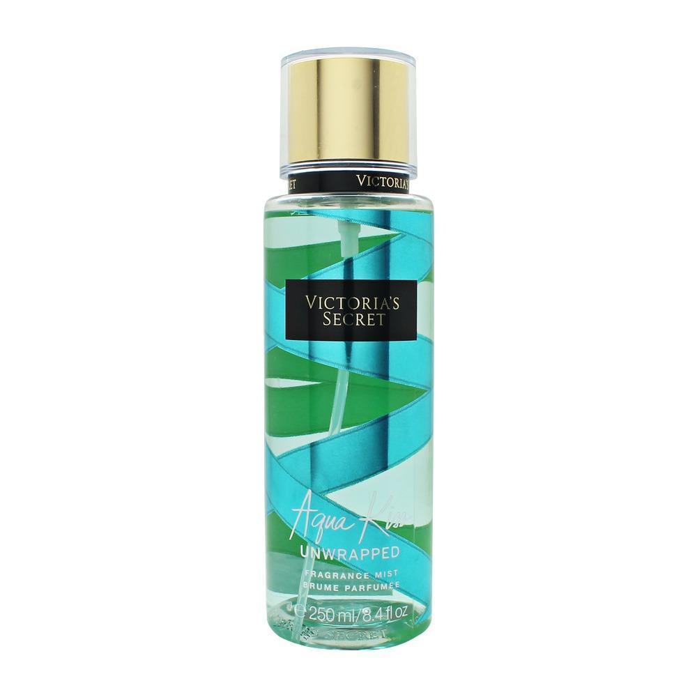 Victoria Secret Aqua Kiss Unwrapped (Body Mist) - 250 ML