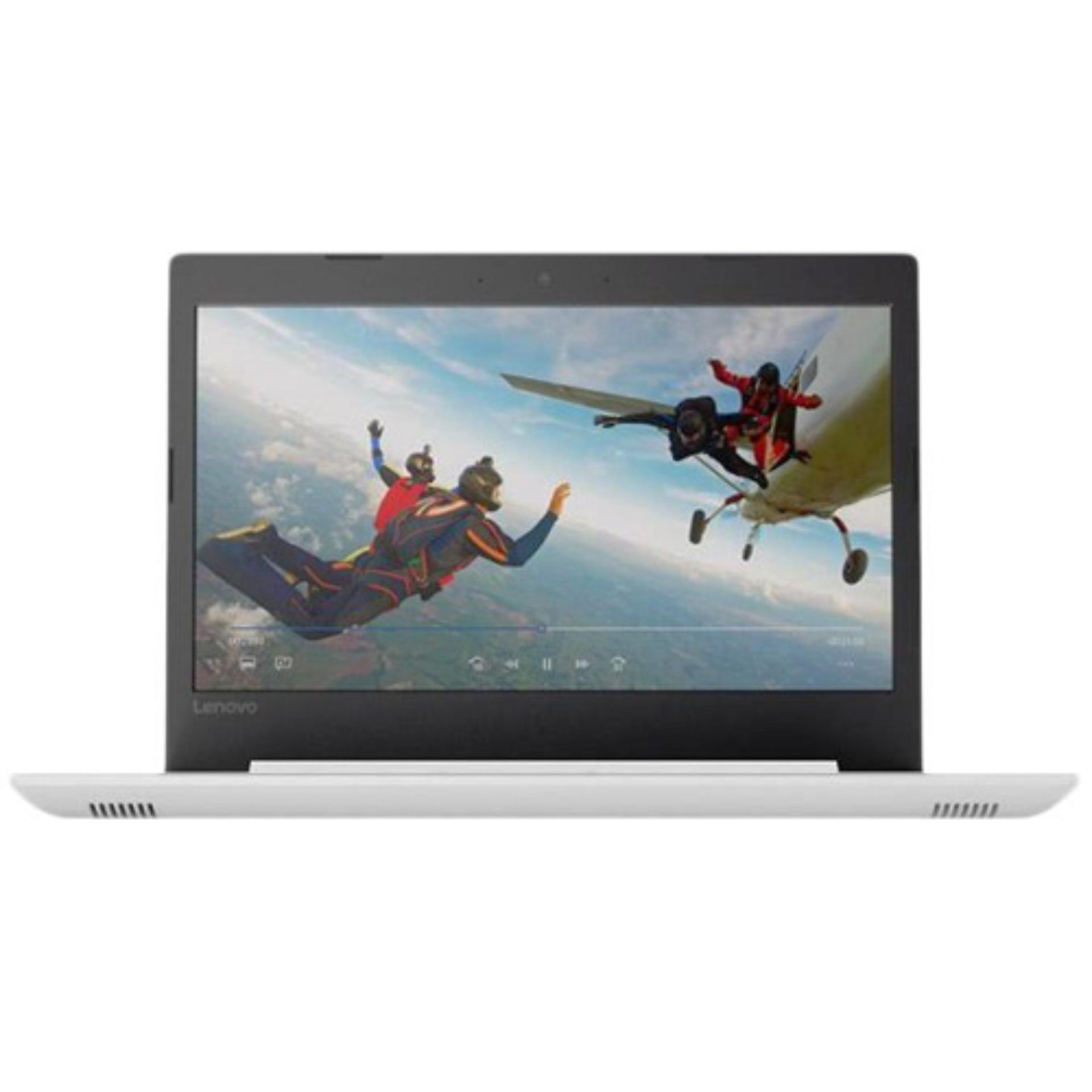 Lenovo Ideapad 320-14ISK-7UID White Ci3-6006U-4GB-1TB-Integrated-14HD-Windows10