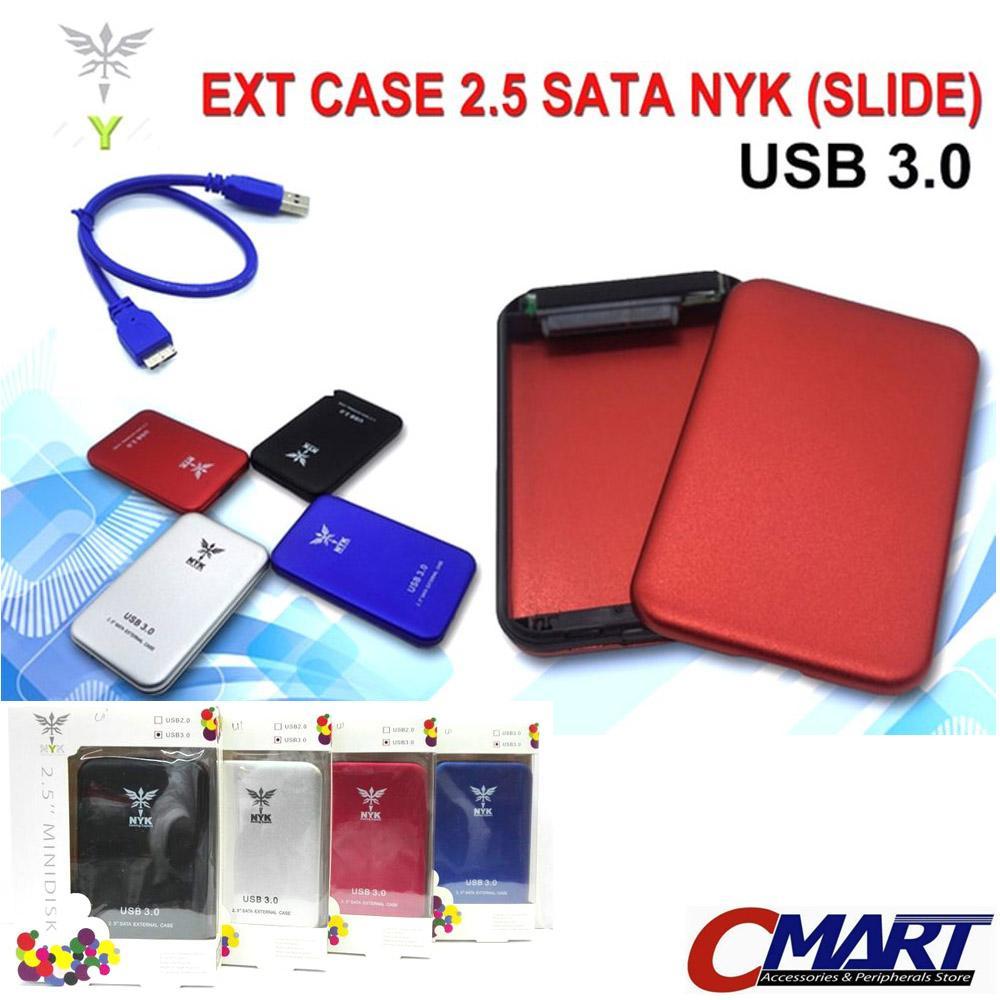 NYK Casing Hardisk External HDD Case 2.5