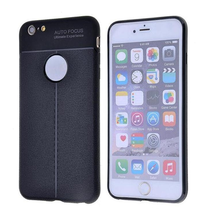Premium Quality Ultimate Shockproof Auto Focus Case for Iphone 6 Plus  - Hitam
