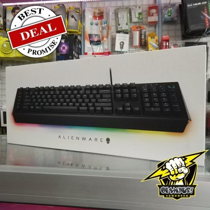 Alienware Advanced Gaming Keyboard - AW568 Dell Alienware