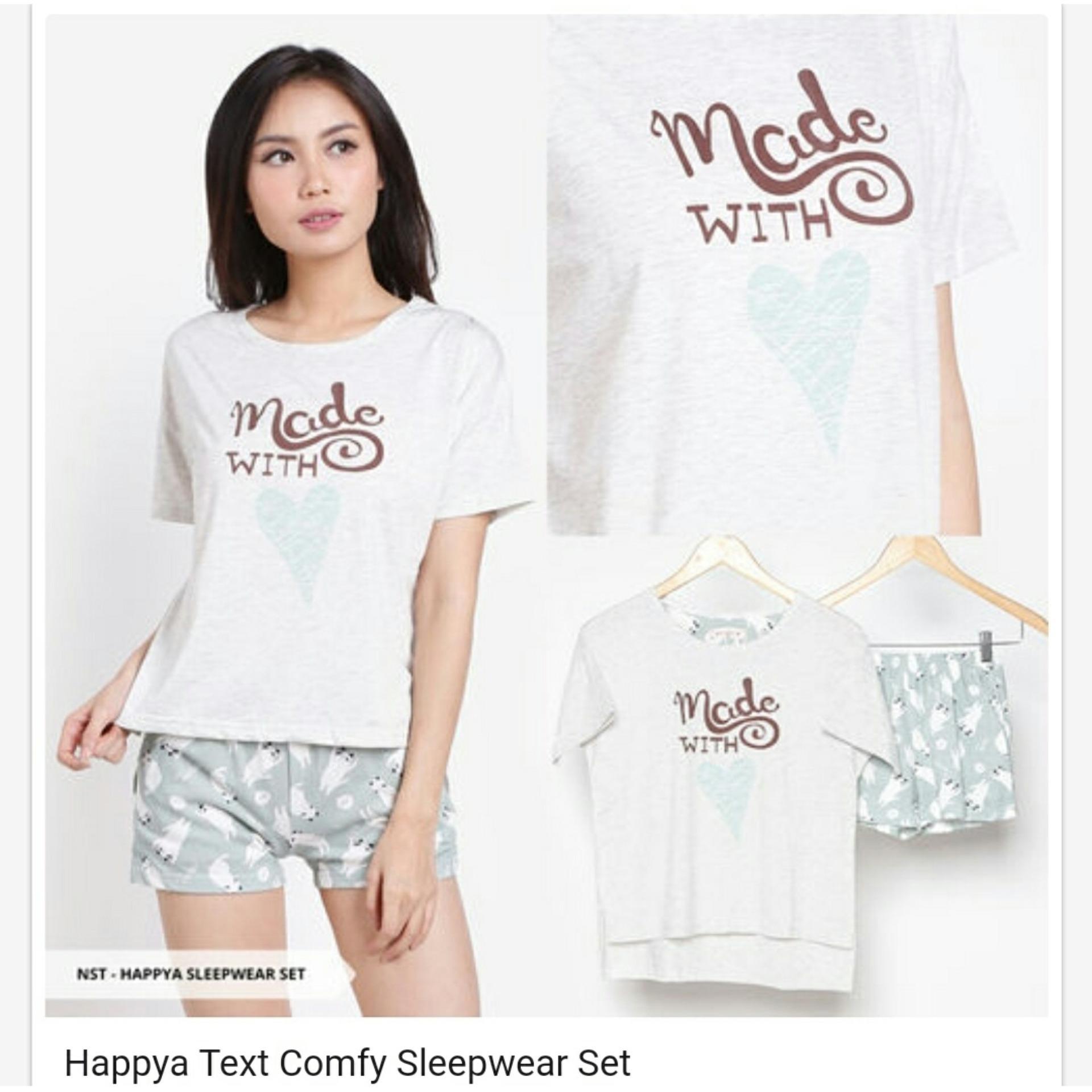 K fashion / made in / baju santai / baju wanita / bluse / kado ulang