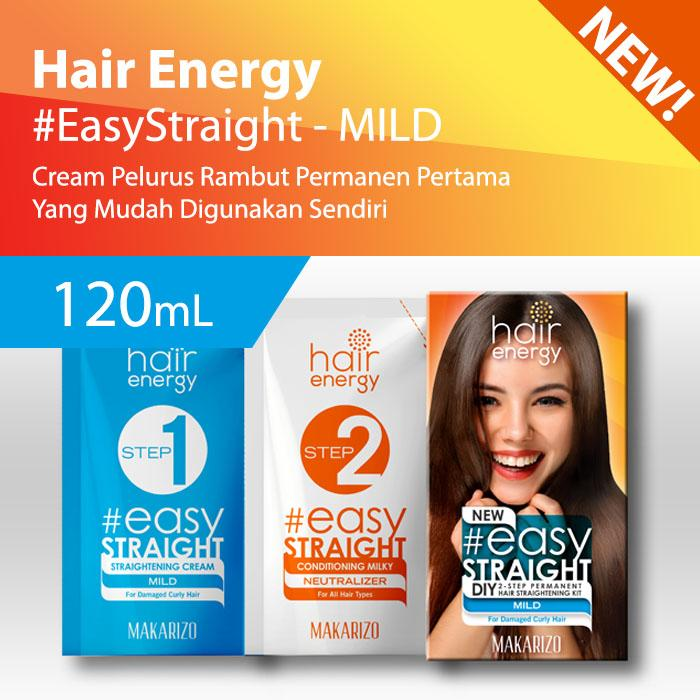 Hair Energy Easy Straight - Mild 120 mL d6b20b0e63