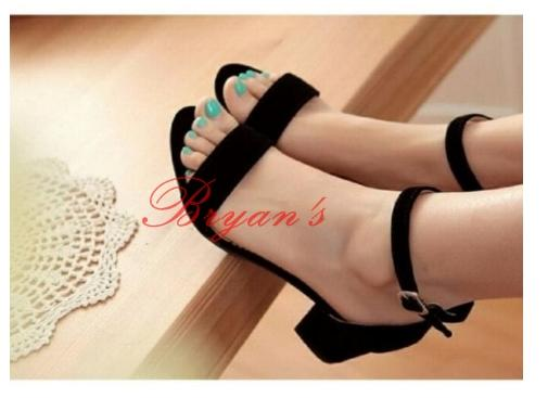 BRYANS SHOES - PROMO MURAH YM  FLASH SALE  SENDAL WANITA BIG HEELS KOTAK   T13