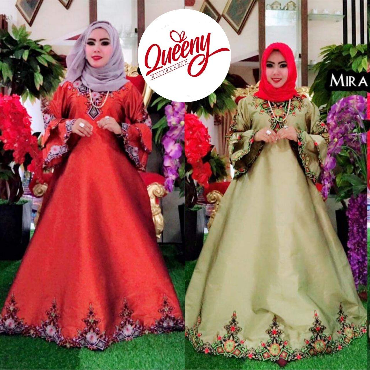 gamis frozen original MJ 276280