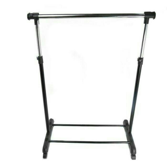KRISBOW clothes rail / rak gantung pakaian / gantungan baju PROMO