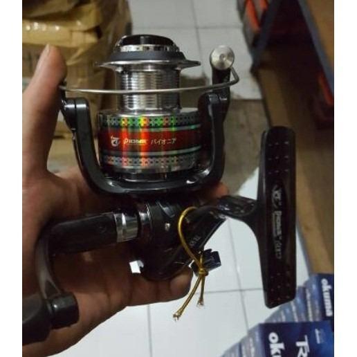 Reel Pioneer Tristan TR-5000i Spinning 10 BB Spool Aluminium