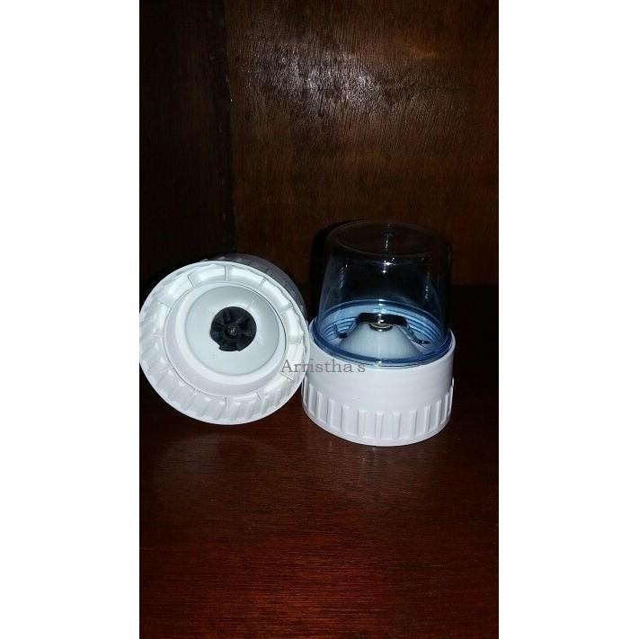 Gelas Blender Gilingan Bumbu Kering Miyako (Konektor Karet) - Xxr9hy