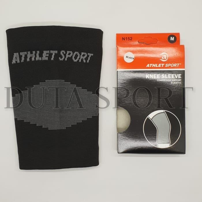 Sale -  Knee Sleeve Support Deker Lutut N152 ATHLET Original  Import