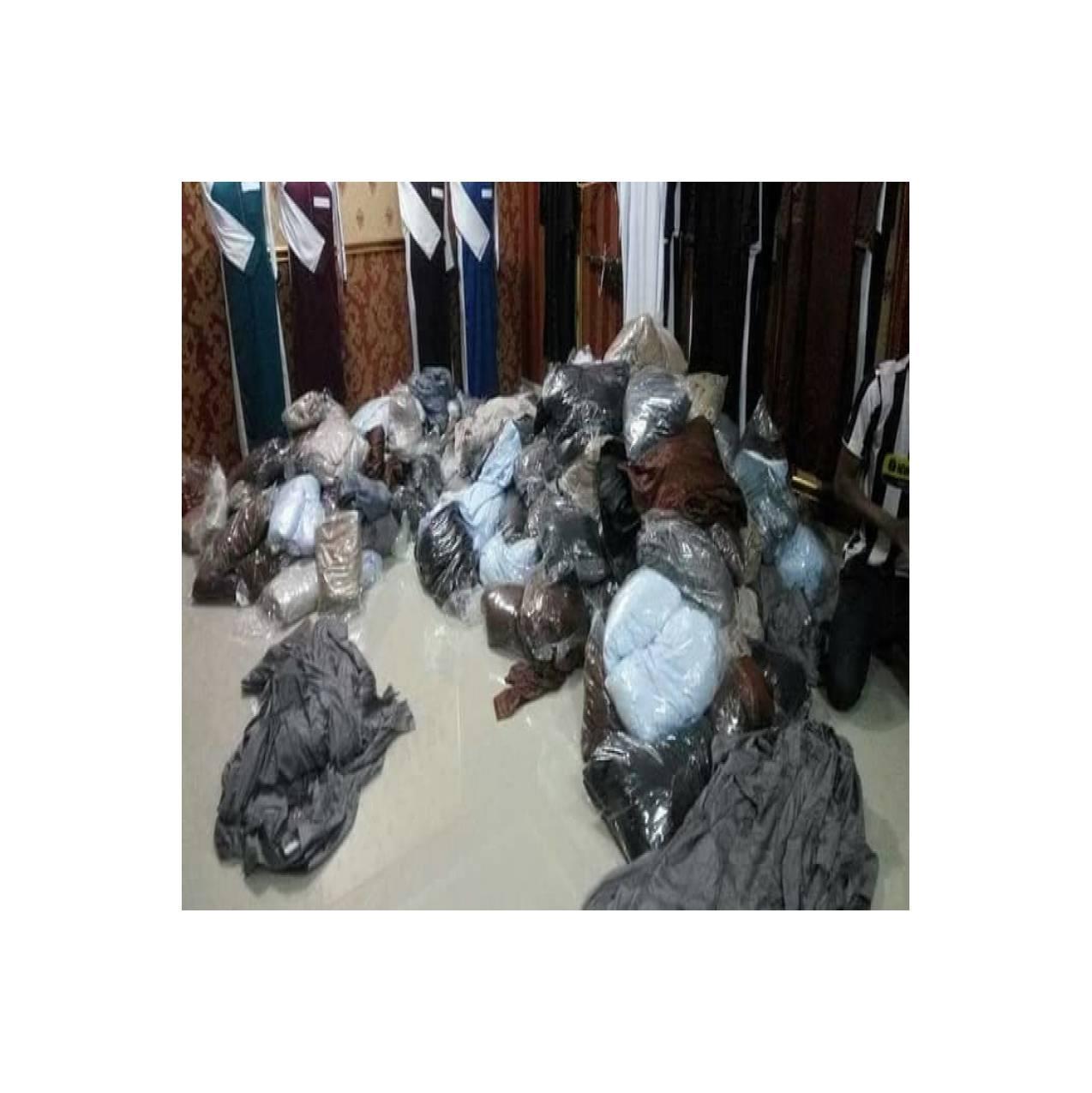 DRESS MUSLIM jubah gamis Original Import saudi Merek Al haramain