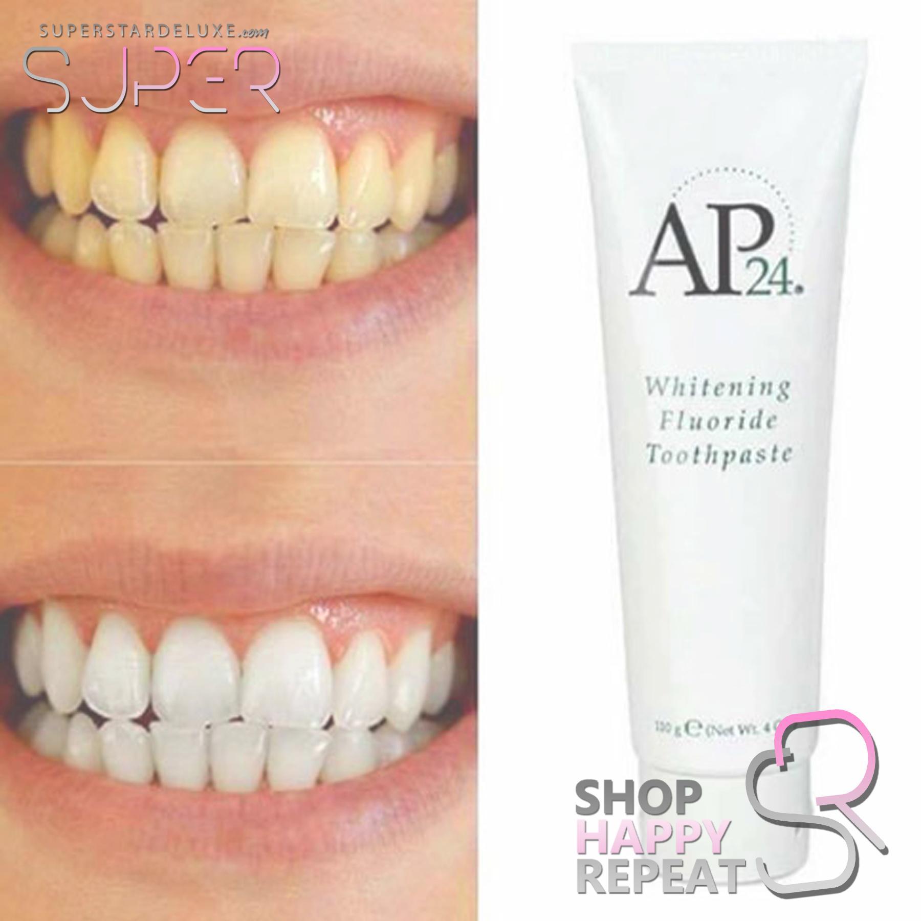 AP 24 Whitening Toothpaste Pasta Gigi Pemutih