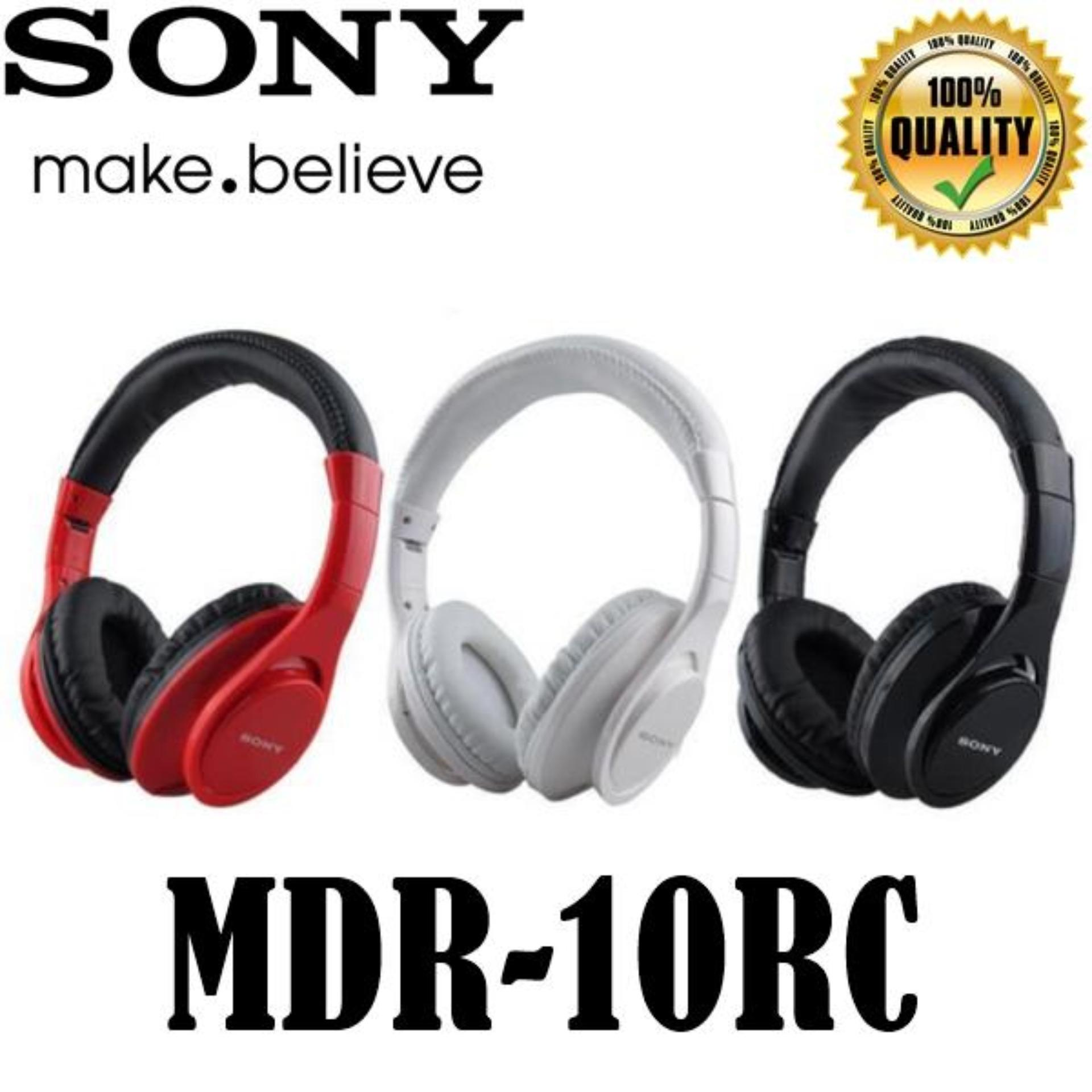 Headphone Sony Serial Mdr 10rc Putih Daftar Harga Terbaru Dan Xb50bsrze Red Stereo Headphones Casque Decoute High Quality