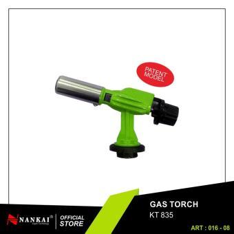 ... Tools Source · Harga preferensial Perkakas Nankai Gas Torch Kepala Korek Api Tabung Gas KT 835 Perkakas