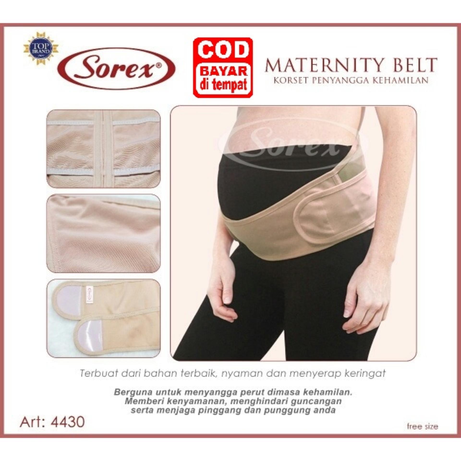 Sorex - Maternity Belt Kecil - Korset Ibu Hamil 4430 merk Sorex