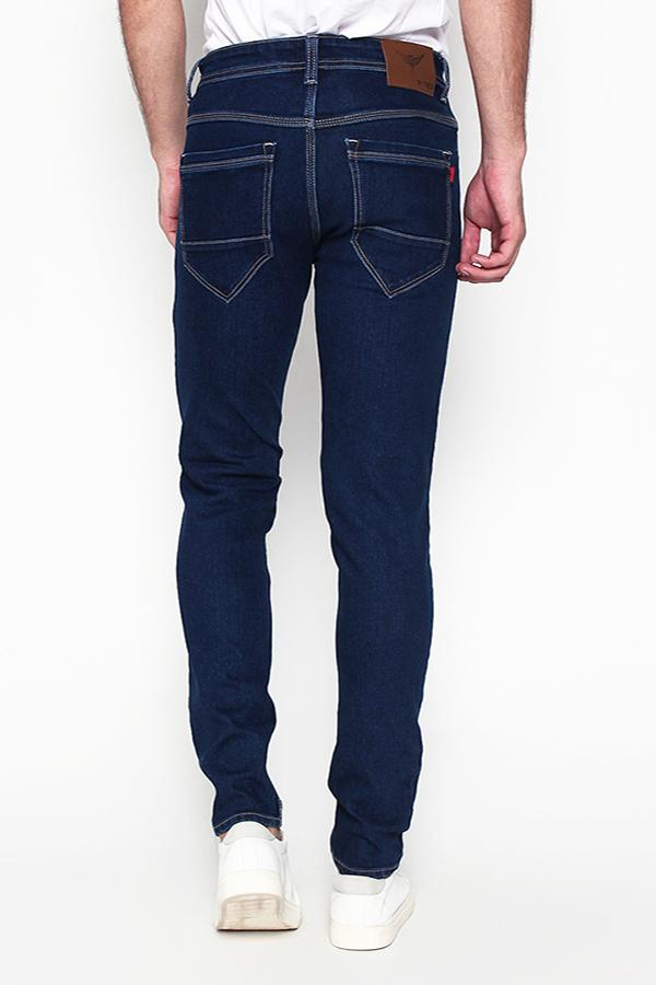 2Nd RED Celana Jeans Pria Denim Slim Fit/Skinny/Biru-Eksis Collection 133251A