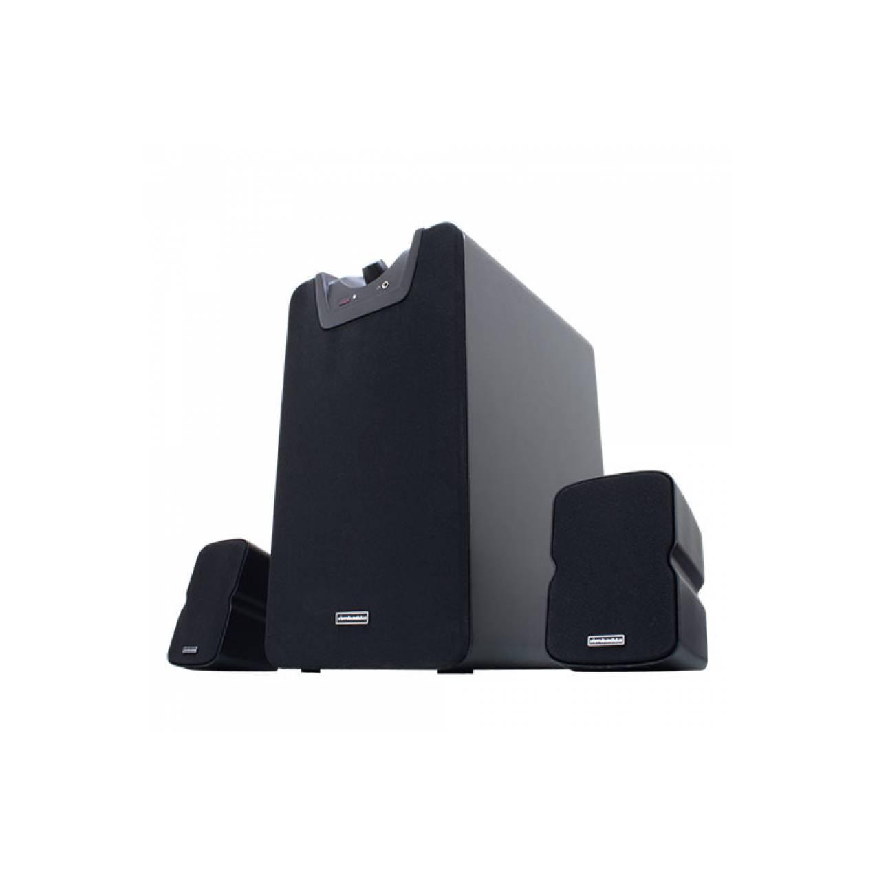 Speaker simbada Toba 100 watt-super bass remote