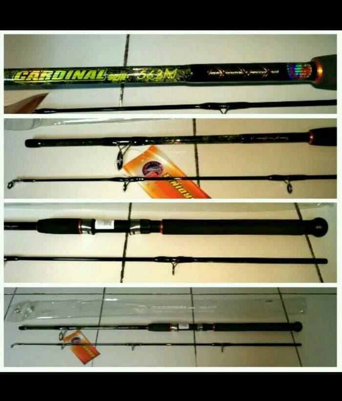 HOT SPESIAL!!! Joran Golden Fish Cardinal 180cm Bahan Carbon - gnTYi3