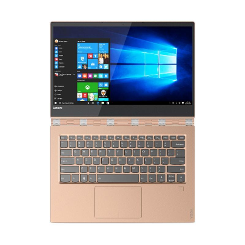 Lenovo Yoga 920 80Y70017ID Laptop 2in1 - Cooper [13.9 Inch Touch/i7-8550U/16GB/512GB/Win 10]