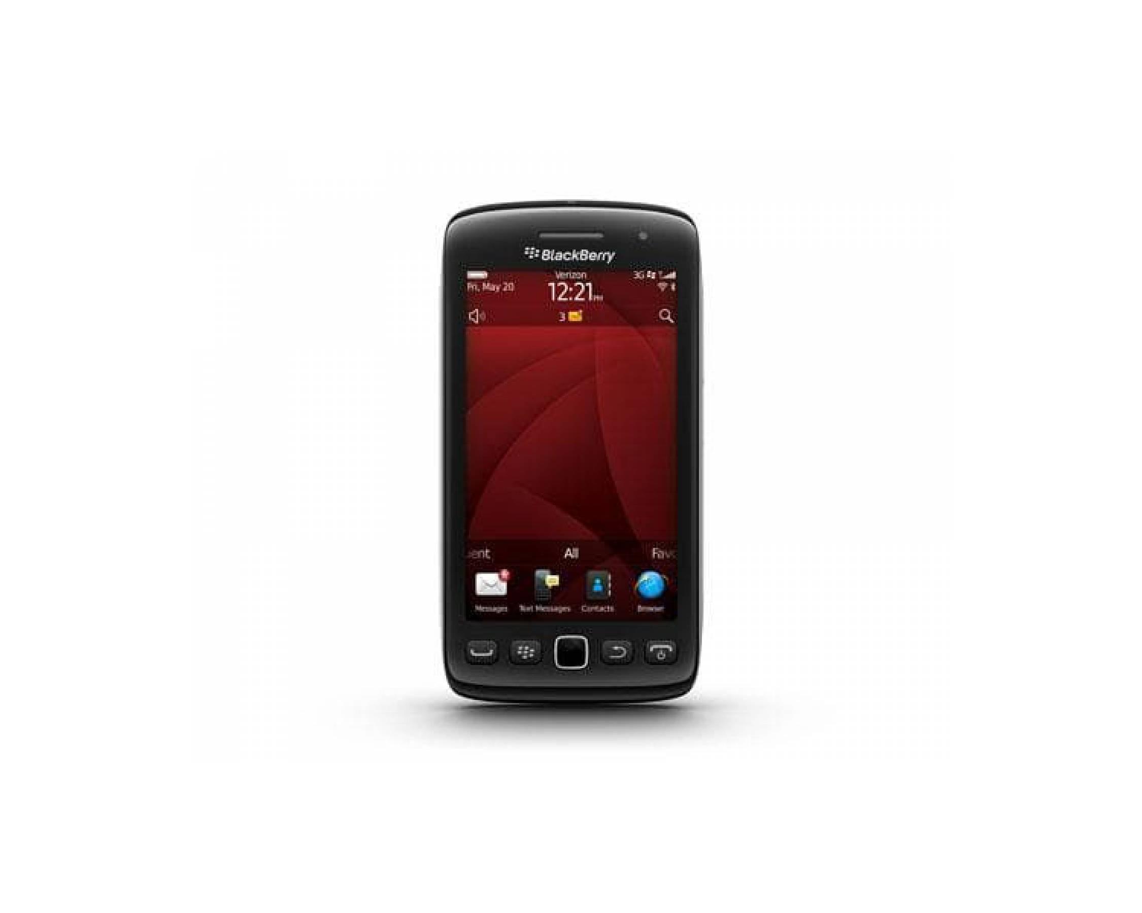 Blackberry Torch 9850 Black Garansi Distributor
