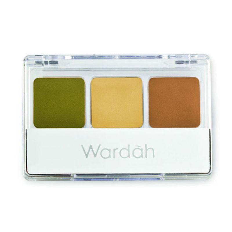 Wardah EyeShadow Seri - J