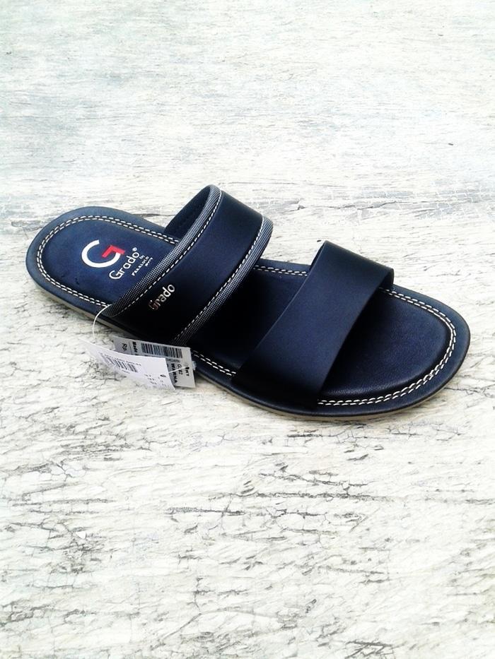 Hemat 10%!! Sandal Cowok \U002F Sandal Pria \U002F Sandal Formal Grado G582 B - ready stock
